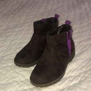 Girls Stride Rite boots size 8.5